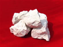 Silicate cement raw materials