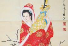 王昭君画像