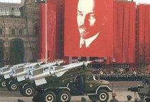 苏联时期的红场阅兵