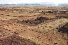 Bohai's Beijing ruins overlooking