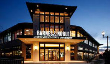 The bookstore of New Mexico State University Barnes & amp; Noble