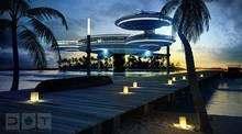 迪拜水下酒店设计