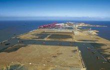 洋山港三期填海造地工程