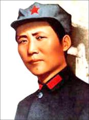 毛泽东各时期图片
