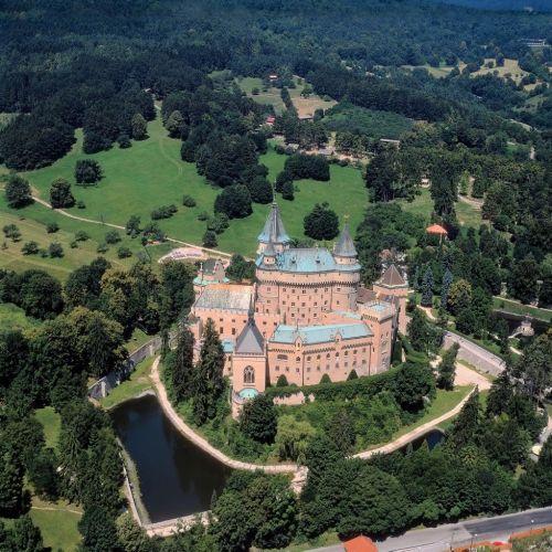 博耶尼采城堡