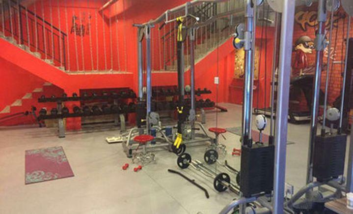 嘿哟健身工作室