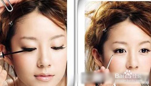 教打造可爱甜美小清新日系妆容图片
