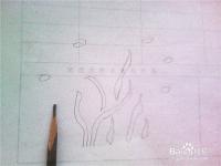 简笔画水草的画法