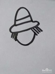 稻草人的简笔画怎么画 如何画稻草人