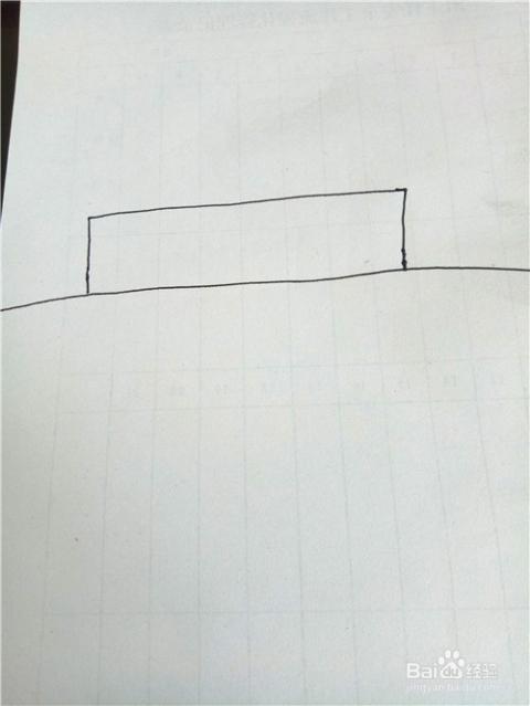 怎么画天安门的简笔画