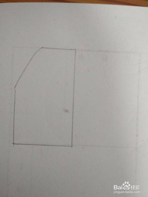 多妈简笔画用几何图形画消防工程车救火车