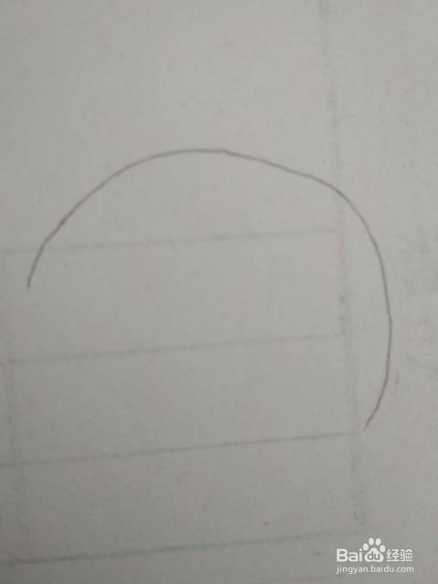 多妈简笔画海洋动物一只水母