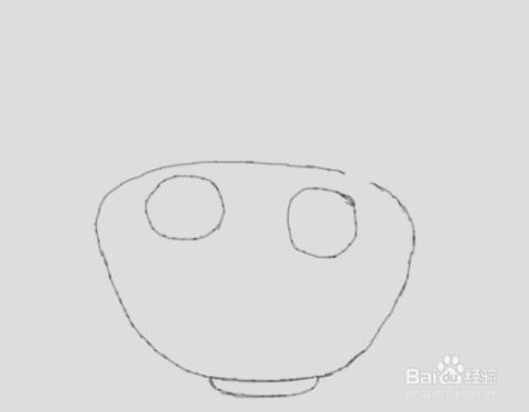 简笔画汤圆是怎么画的