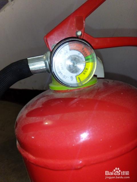 干粉灭火器使用方法 在职工作