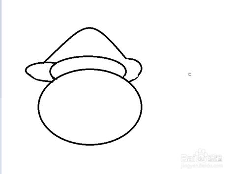 怎样画简笔画蘑菇小房子