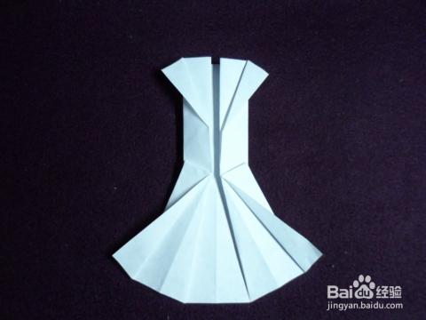 用正方形纸折婚纱_用正方形纸折爱心