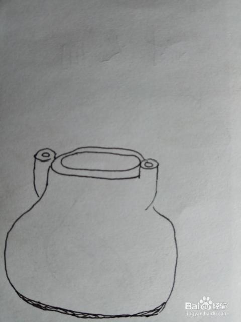怎样画简笔画香炉