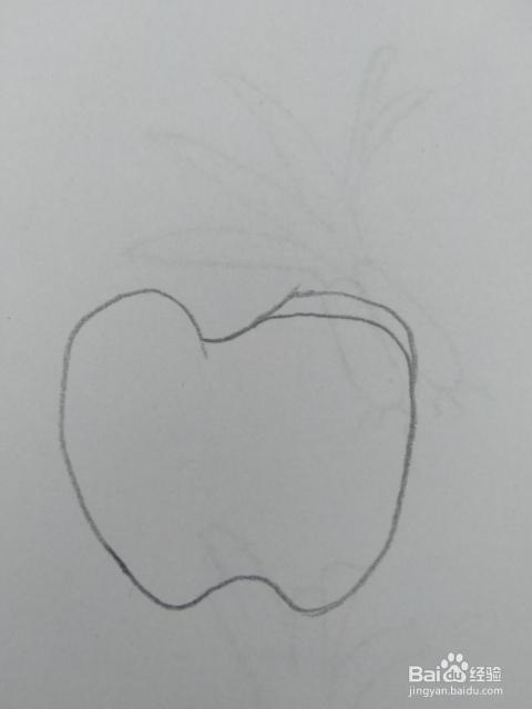 儿童简笔画辣椒画法2