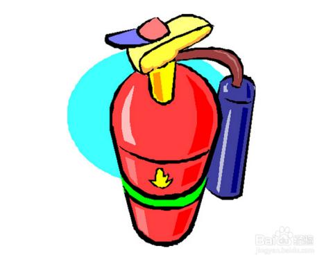 提式灭火器 干粉灭火器 使用方法