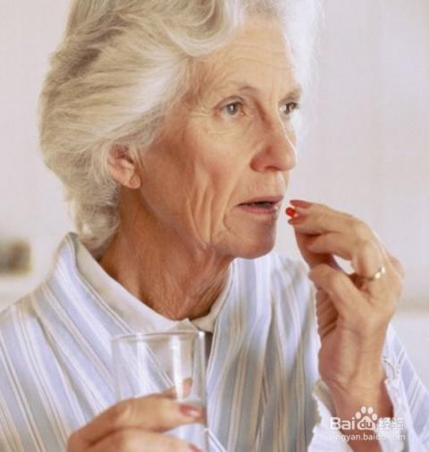 治疗老年心脏病