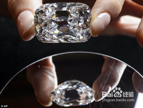 最简单实用鉴别钻石方法