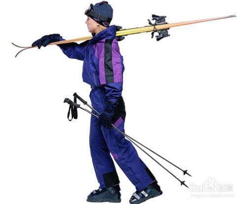 新手滑雪需要做好几个准备
