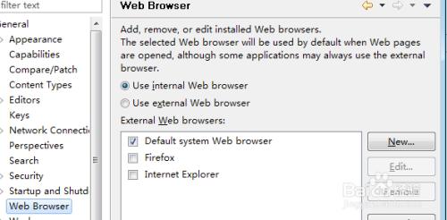 怎么在MyEclipse中设置默认打开网页