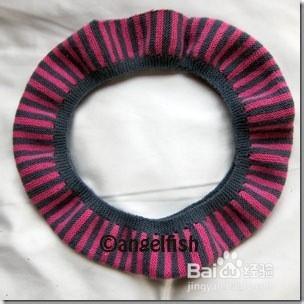 毛线编织马桶坐垫_手工:马桶圈垫(毛线编织)-百度经验