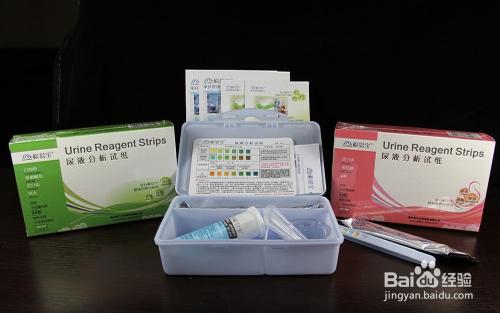家庭水质检测卡的使用方法