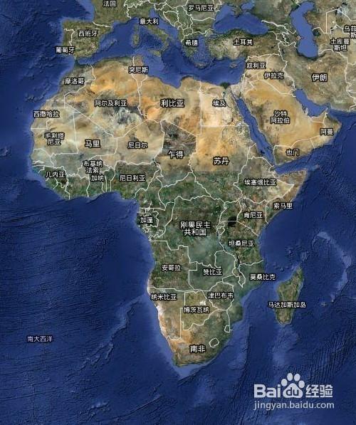 非洲旅游攻略