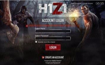 h1z1如何设置窗口模式