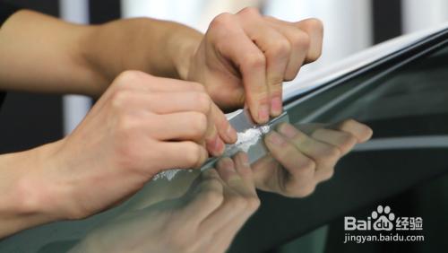 汽车玻璃修复原理