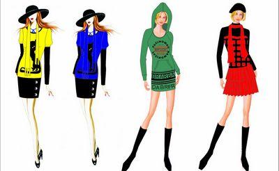 中国时尚网小编告诉你:怎样成为一名成功的服装设计师