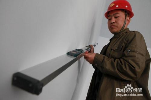 集成美家集成墙板安装施工流程