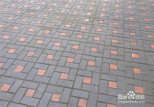 广场砖上面的污渍如何清洗