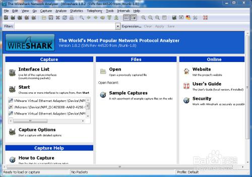 wireshark怎么抓包 wireshark抓包详细图文教程