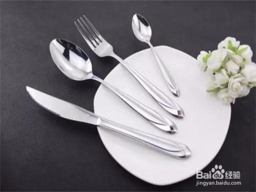 不锈钢餐具怎么清洗