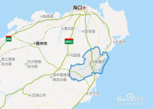 去海南旅游,有什么路�推�]?