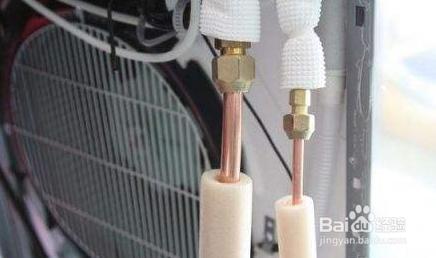 高层空调外机吊装方法