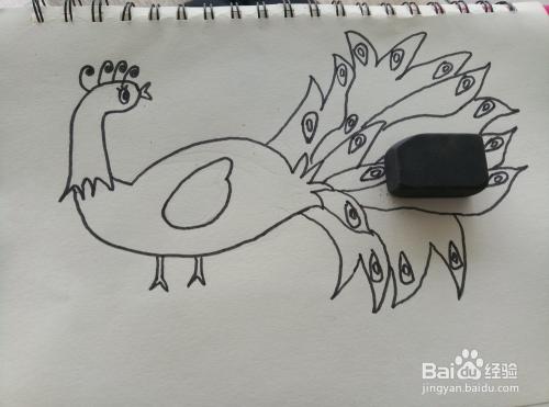 怎样画蜡笔画