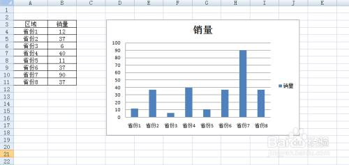 excel柱状图显示数据怎么设置