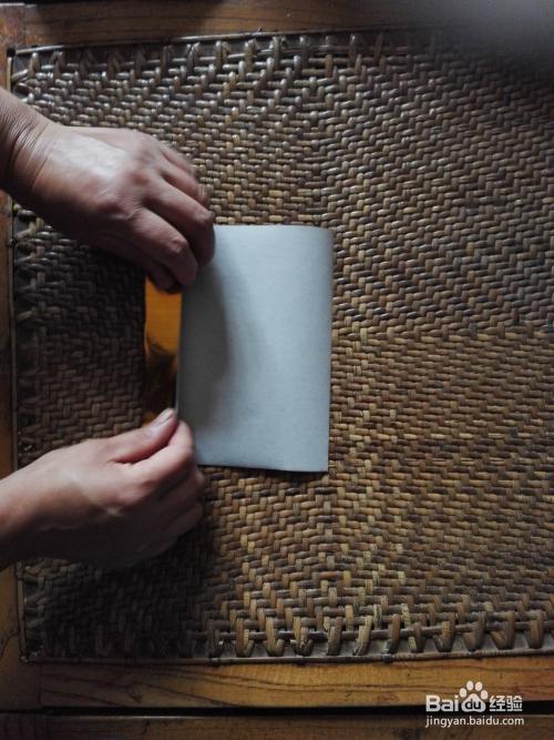 元宝长方形_纸叠金元宝最简单的折叠方法-百度经验