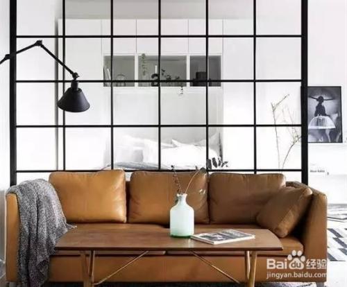客厅隔断怎么做?5种客厅隔断法