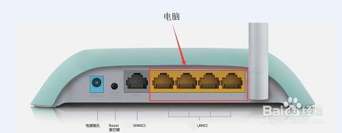 路由器有线桥接设置图解(两种方法)