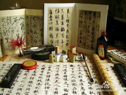 怎样挑选欣赏专业的书法作品——杜绝江湖书法和阿猫阿狗插图