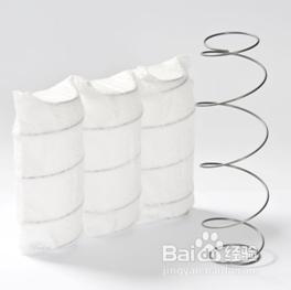 弹簧床垫的种类和结构