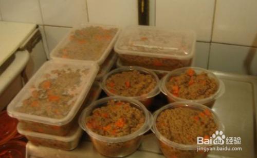 自制狗粮的32种方法