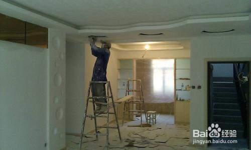 自己装修房子步骤流程