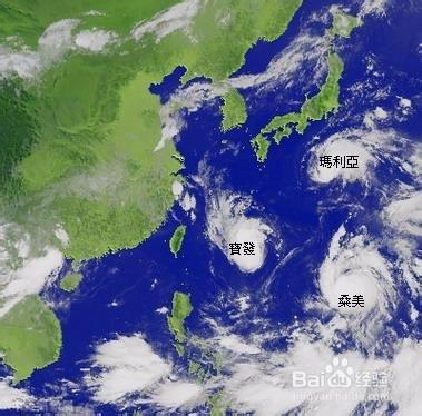 科普知识 之 台风名字的由来以及台风的命名方法