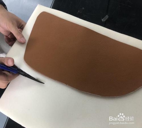 汽车座椅改装包真皮教程